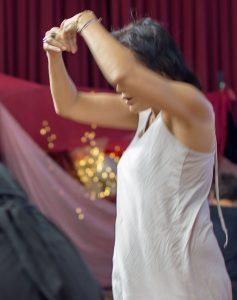 Open Floor movement practice - balance